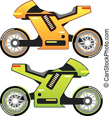 Concept motorcycle Electric Bike