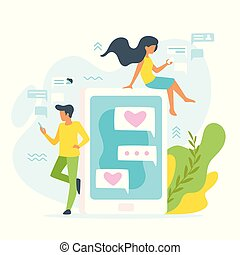 concept., namorando, online