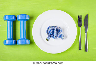 concept of a healthy lifestyle