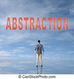 Concept of abstract concept