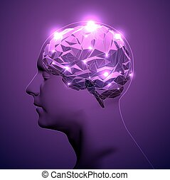 Concept of Active Human Brain