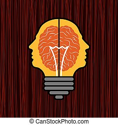 concept of brain