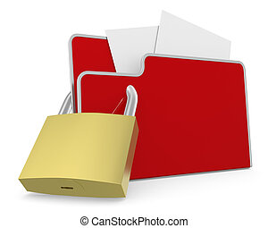 concept of computer data protection