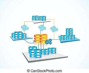 Concept of Data warehousing