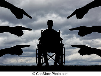 Concept of discrimination against people with disabilities