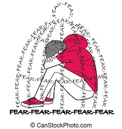 concept of emotion of fear