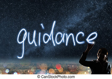 Concept of guidance