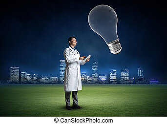 concept of innovation in medicine
