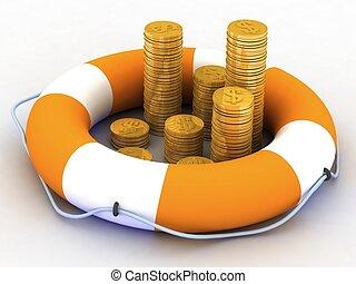 concept of insurance of monetary c