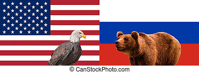 Concept of international relations USA and Russia