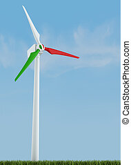 italian wind power