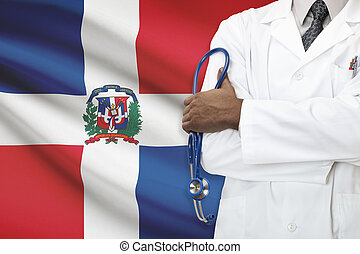 Concept of national healthcare system - Dominican Republic