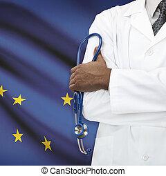 Concept of national healthcare system - Alaska