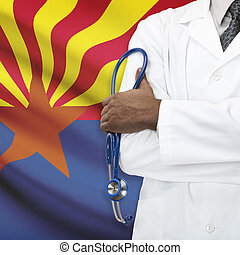 Concept of national healthcare system - Arizona