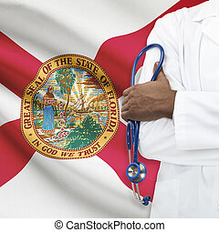 Concept of national healthcare system - Florida