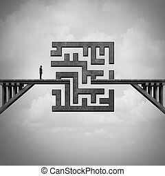 Concept Of Path Challenge - Concept of path challenge as a...