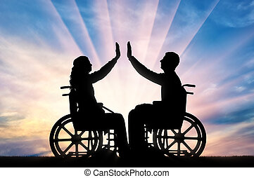 Concept of people with disabilities