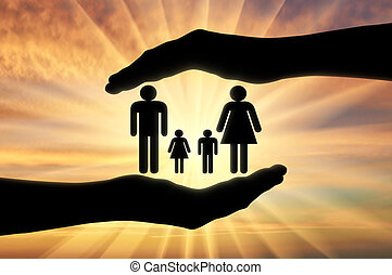 Concept of protection of the family