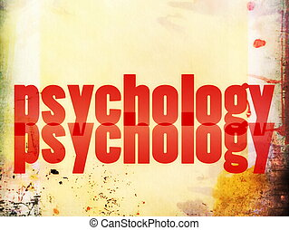 concept of psychology
