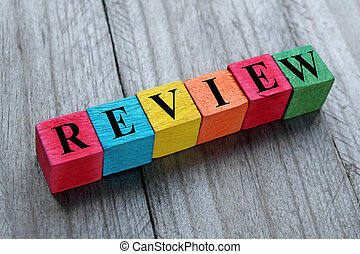 concept of review
