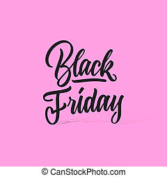 concept of sales, black Friday