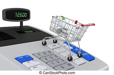 concept of shopping