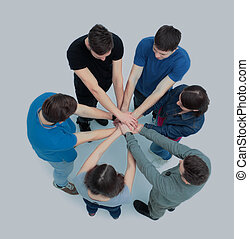 concept of success and reliability - a team of University studen