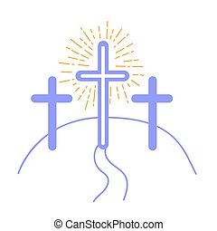 concept of the crucifixion