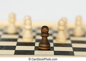Concept of uniqueness and leadership