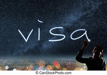 Concept of visa