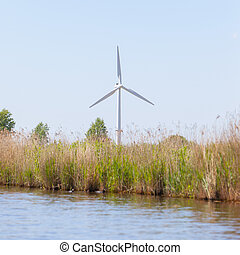Concept of wind energy