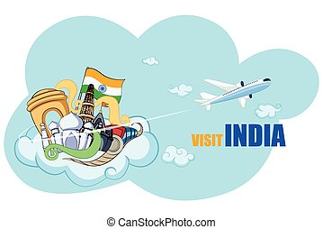 Concept on Travel India