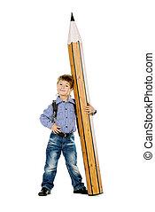 concept pencil