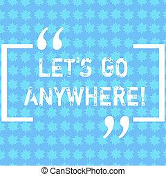 concept, photo, anywhere., sortir, rangées, modèle, visite, seamless, écriture, étrangers, demander, étoiles, texte, nouvelles affaires, laisser, démontrer, ads., interminable, mot, endroits, s, invitation, petit, rencontrer