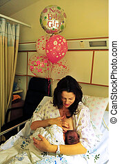 Concept Photo - Pregnancy Baby and Parenting
