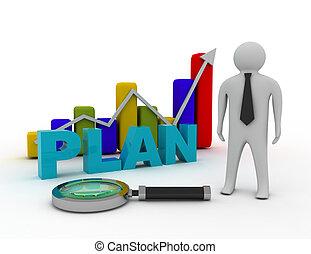 concept, plan, business