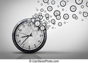 concept, plan, business, temps