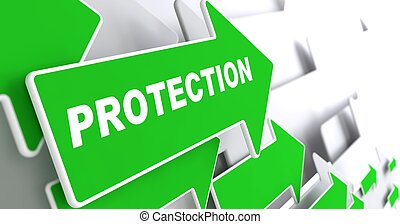 concept., protection., empresa / negocio