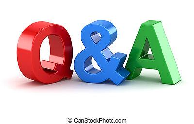 concept, questions, réponses
