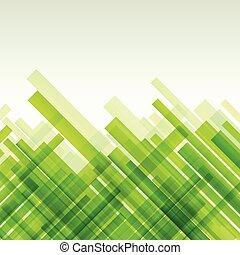 concept, résumé, lignes, vecteur, fond, transparent