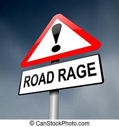 concept., raiva estrada