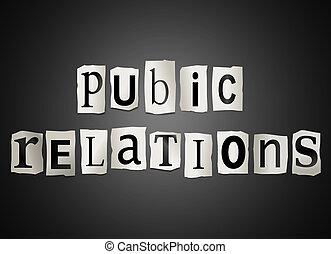 concept., relaciones públicas
