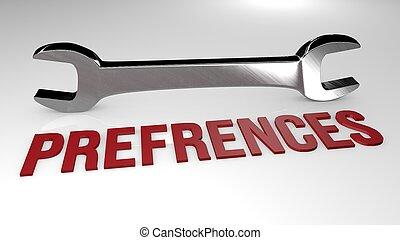 concept, render, références, clé, modèle, 3d