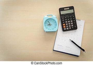 concept, rendez-vous, planification, plan, ordre du jour, calendrier