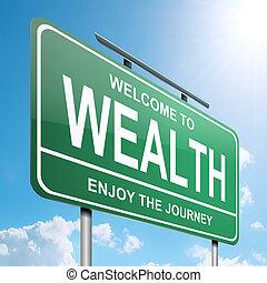 concept., riqueza