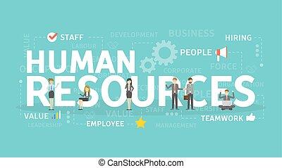 concept., risorse umane