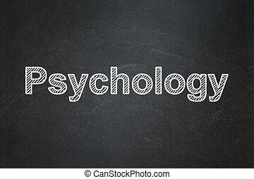 concept:, santé, psychologie, fond, tableau