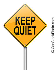 concept., stille , bewaren