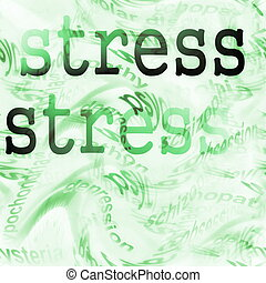 Concept stress