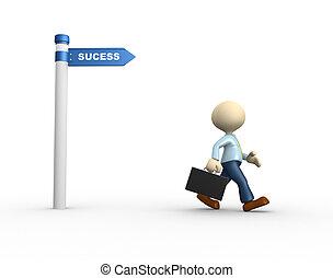 concept, succes
